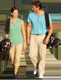 Rencontres entre golfeurs