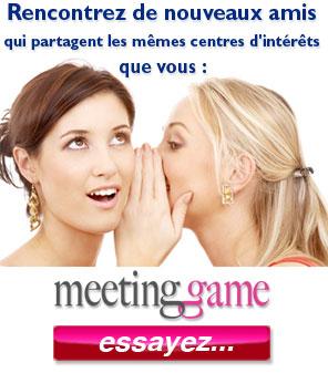 site connaissance gratuit meeting rencontre