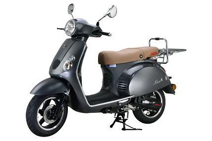 pr sentation des scooters neco une marque italienne qui revendique ses racines. Black Bedroom Furniture Sets. Home Design Ideas