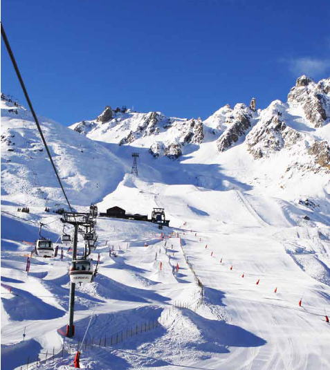 Que penser de la station de ski courchevel - Courchevel 1650 office du tourisme ...