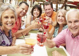 Les vacances sont termin es et pourtant on aimerait bien for Diner chic entre amis